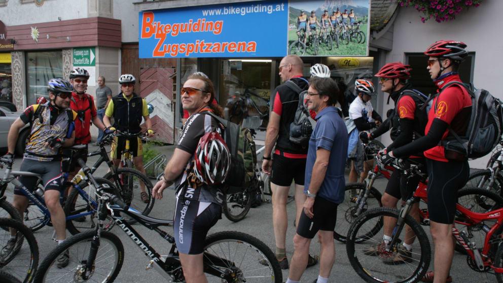 Zugspitze Mountainbike Week