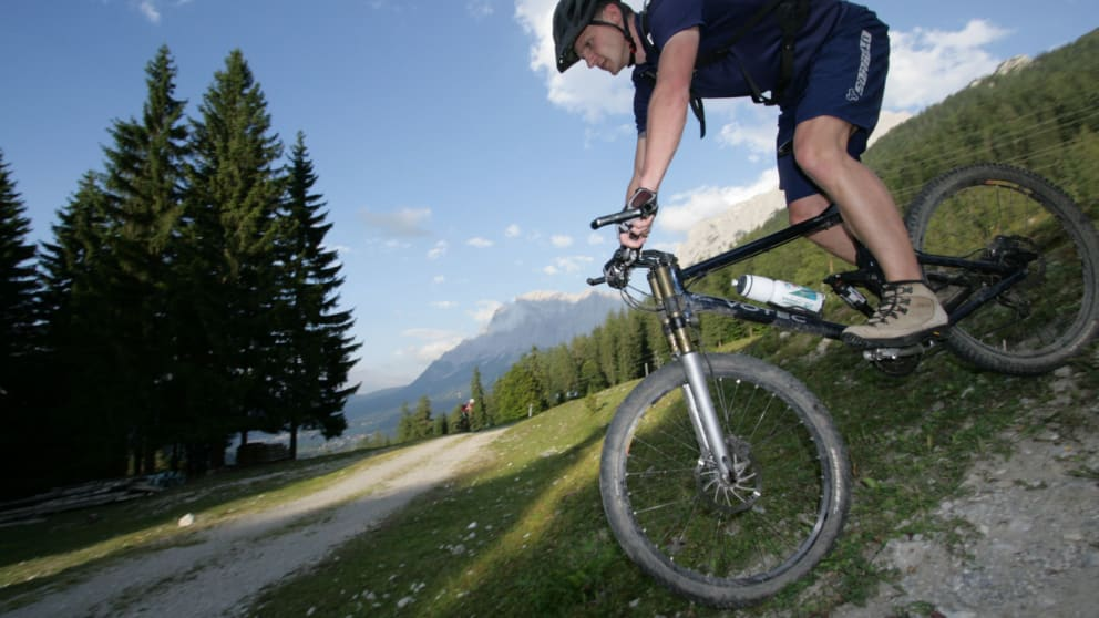 Vario Mountain Bike  package for 3 days