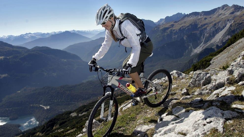 Vario Mountain Bike 4 days