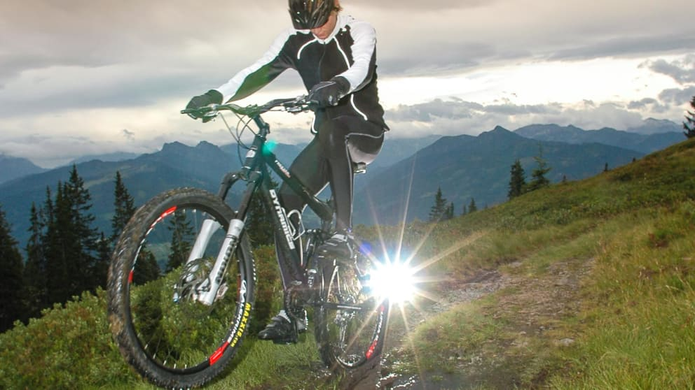 Mountainbikepackage