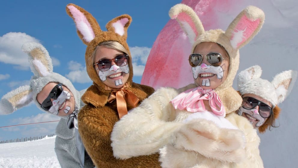 Easter Family Special Ski Amadé