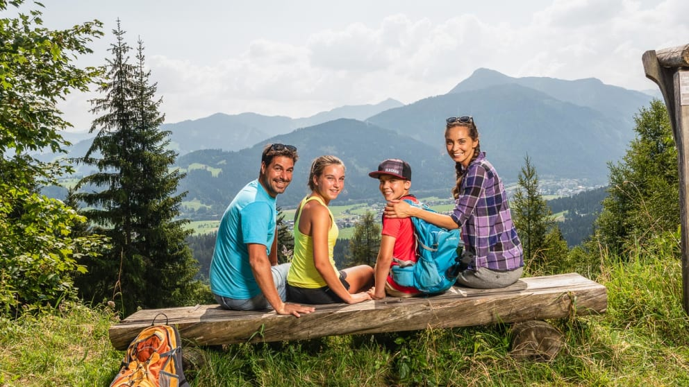Hiking vacation in Flachau - 4 nights ALL IN