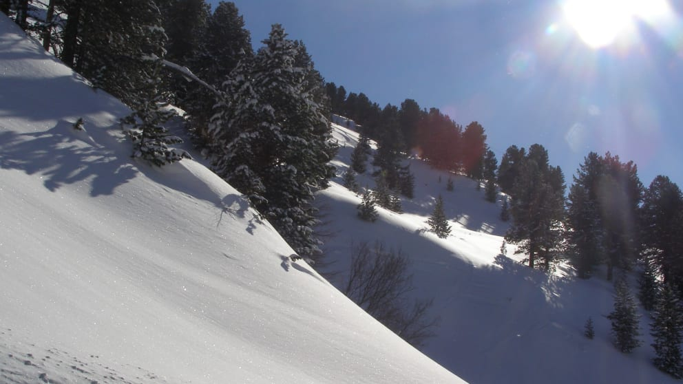 Powder Snow Weekpackage