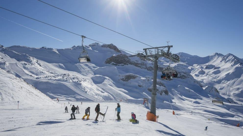 Ski Fun April