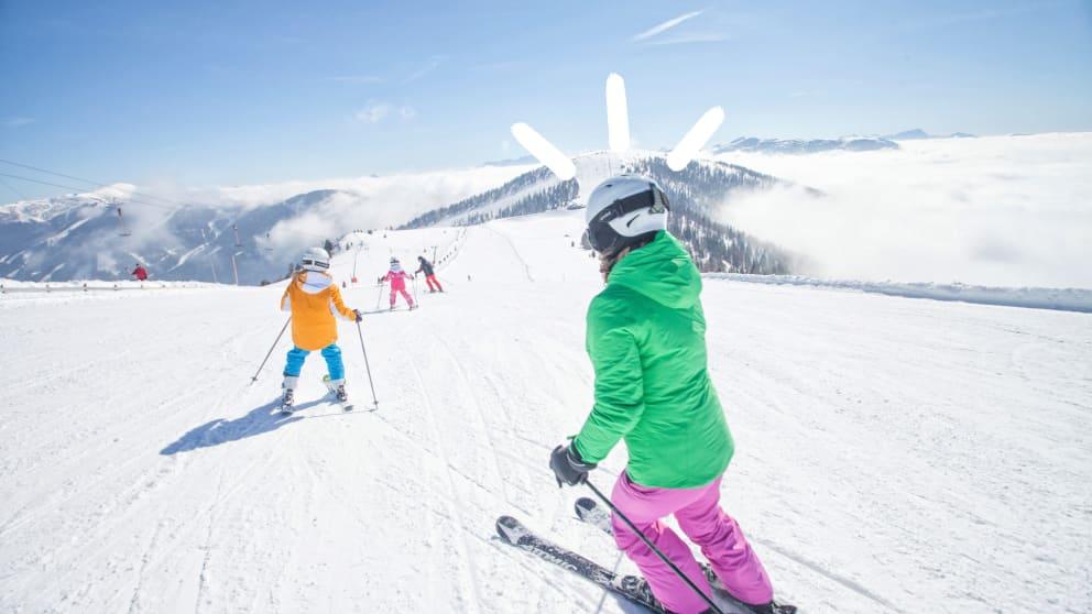4=3 Ski days