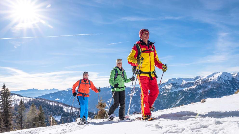 """""""Schneeschuh Special"""" - Fit & gesund durch den Winter"""
