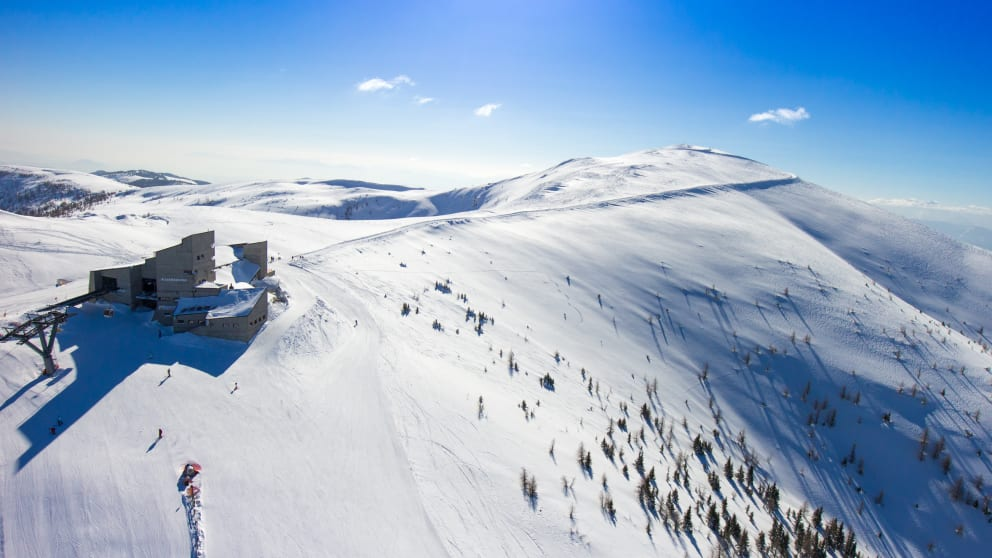 4=3 Ski Opening Dezember