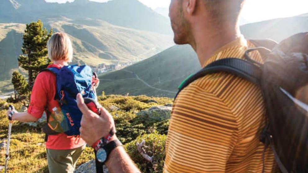 Hiking High above Innsbruck Package deal