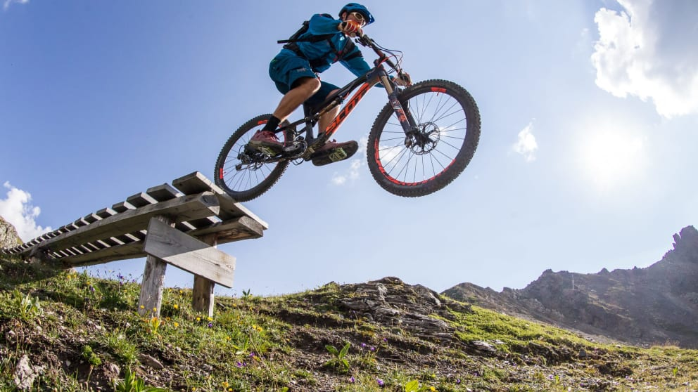 7 Tage Mountainbike Package