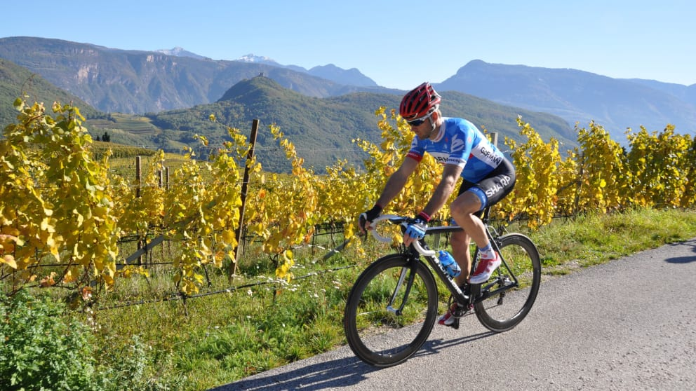 Roadbike for active gourmets - 4 NIGHTS