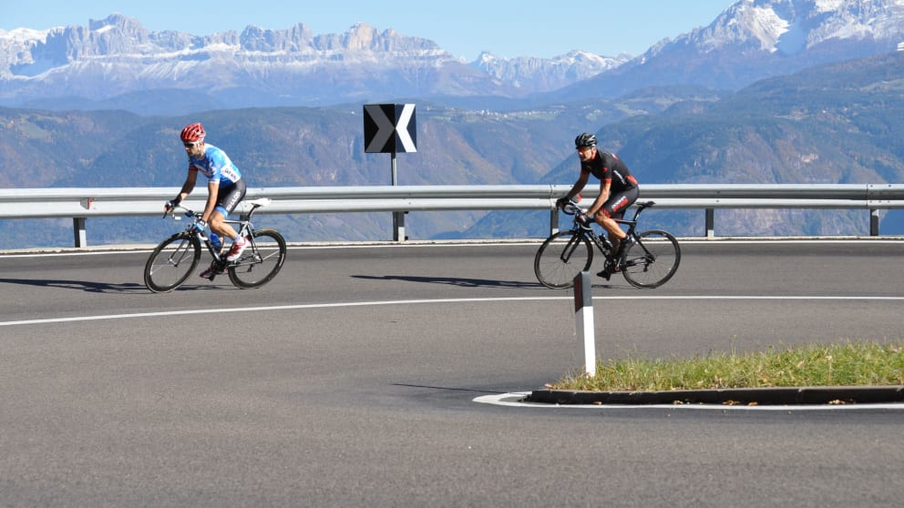Roadbike between the Dolomites and the Garda Lake - 5 NIGHTS