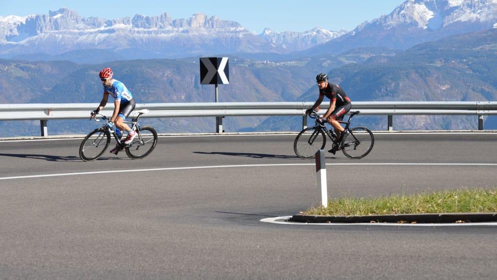 Roadbike between the Dolomites and the Garda Lake - 5 NIGHTS