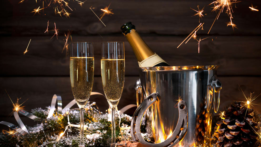 New Year's Eve at Hotel Teutschhaus