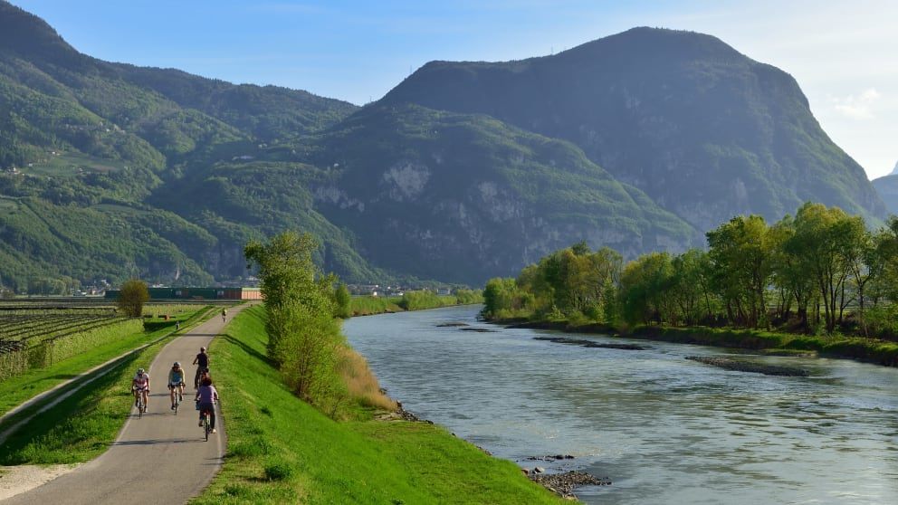 Cycling and hiking days