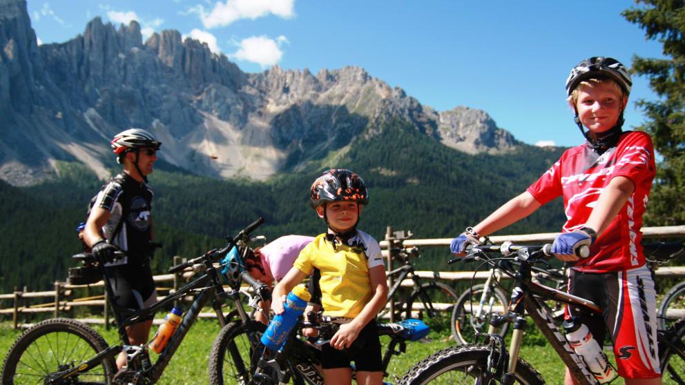 Dolomites Family Bike weeks