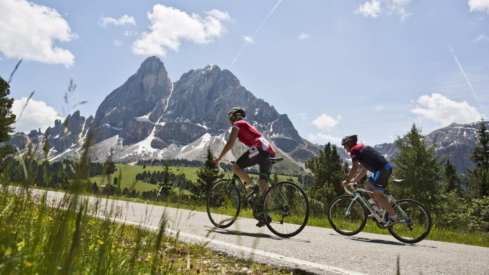 Roadbike Dolomites Special Week