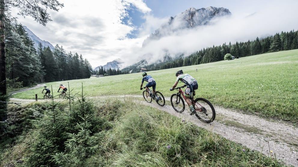 KRONPLATZKING MOUNTAIN BIKE RACE