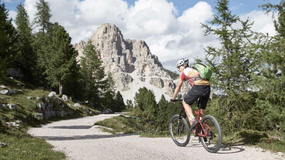 Tour & Trail - Bike- & Wellnessurlaub in den Dolomiten