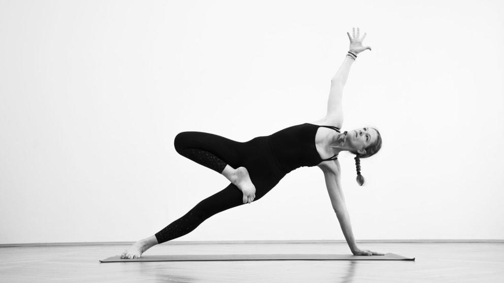 Yoga-Bliss am Weissensee