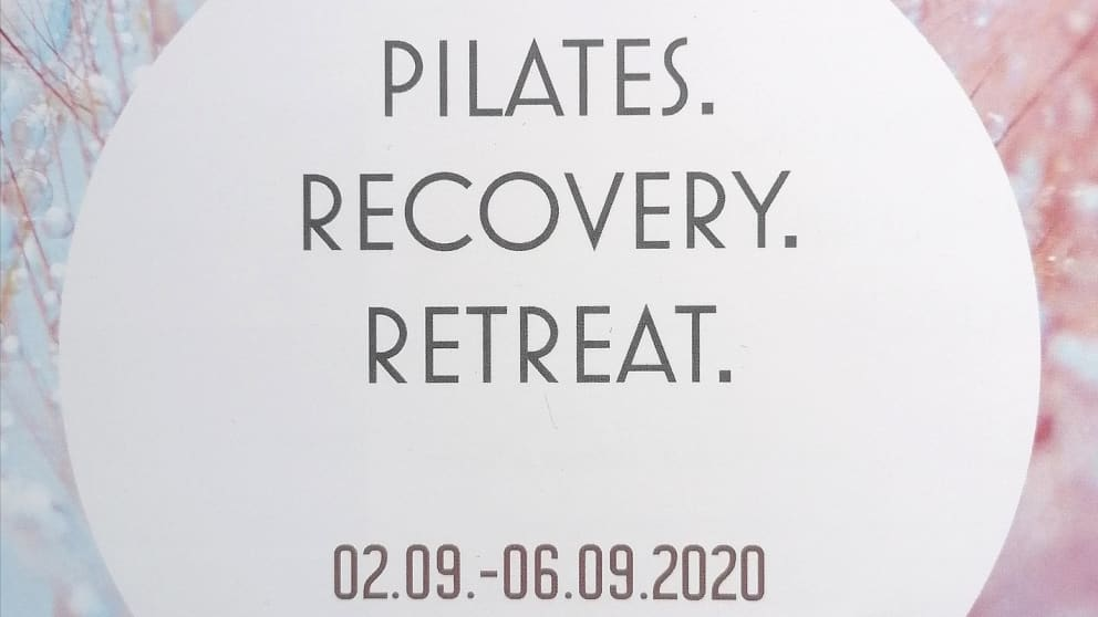 Pilates.Recovery.Retreat mit Barbara Baumann