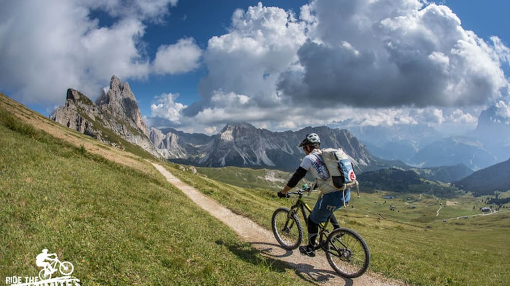 Mountainbike Dolomites 4 day package