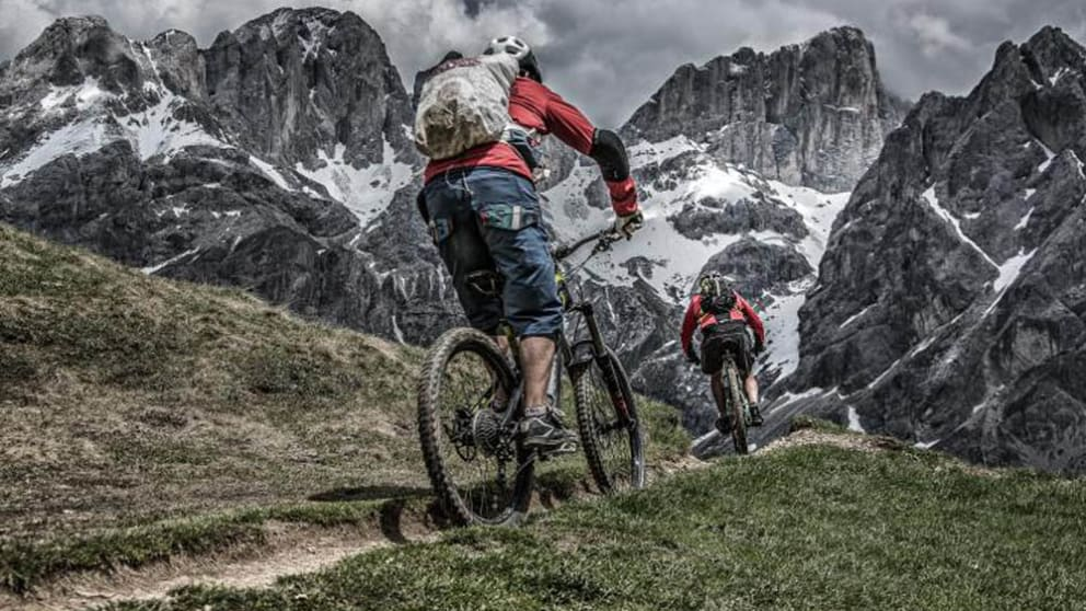 Mountainbike Dolomites Bike Package