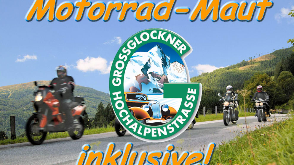 4 Tage TOP OF THE ALPS - inkl Großglockner Maut