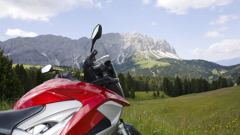 """Dolomites – a paradise of twists & turns"""