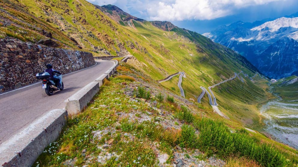 Motorbiking Experience South Tyrol