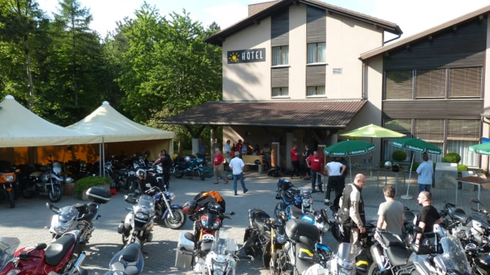 5 villages motorcycle days