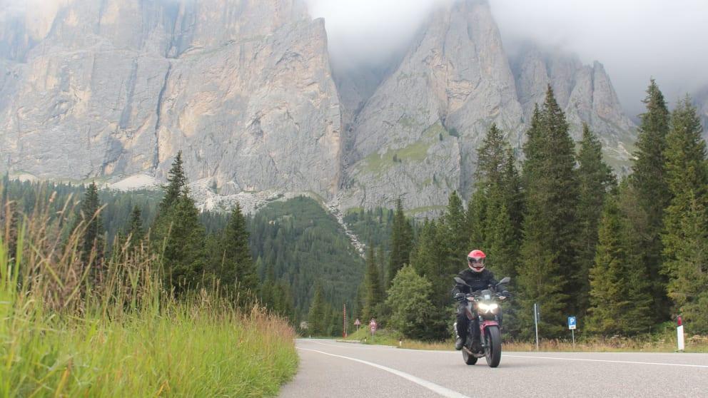 3 days motobike holidays