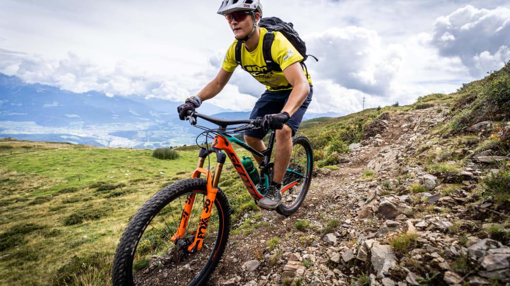 7 Tage Südtirol Mountainbike Urlaub