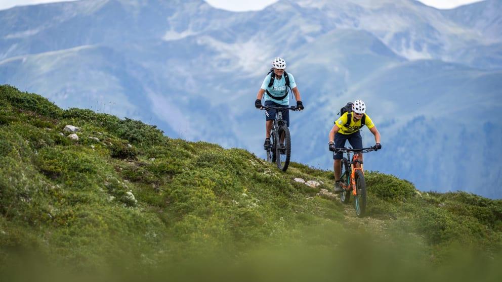 5 Tage Südtirol Mountainbike Urlaub