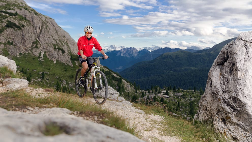 Mountainbike Experience Week