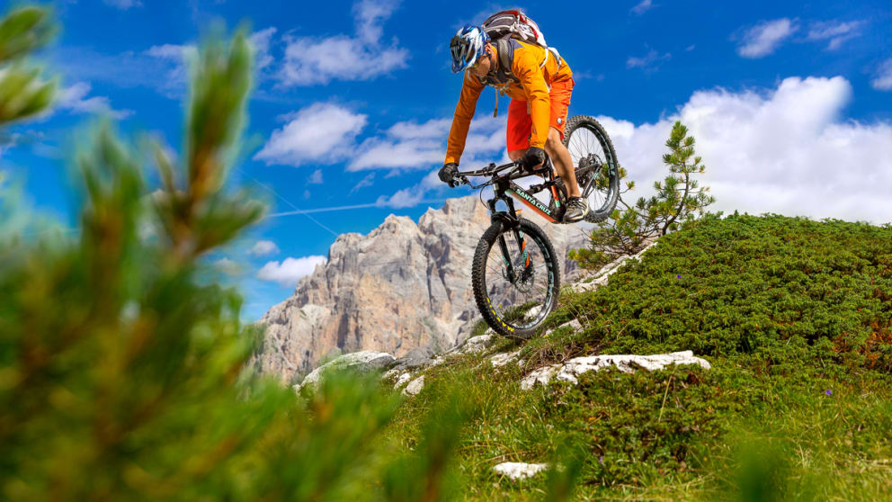 Dolomites Experience - MTB 7 days