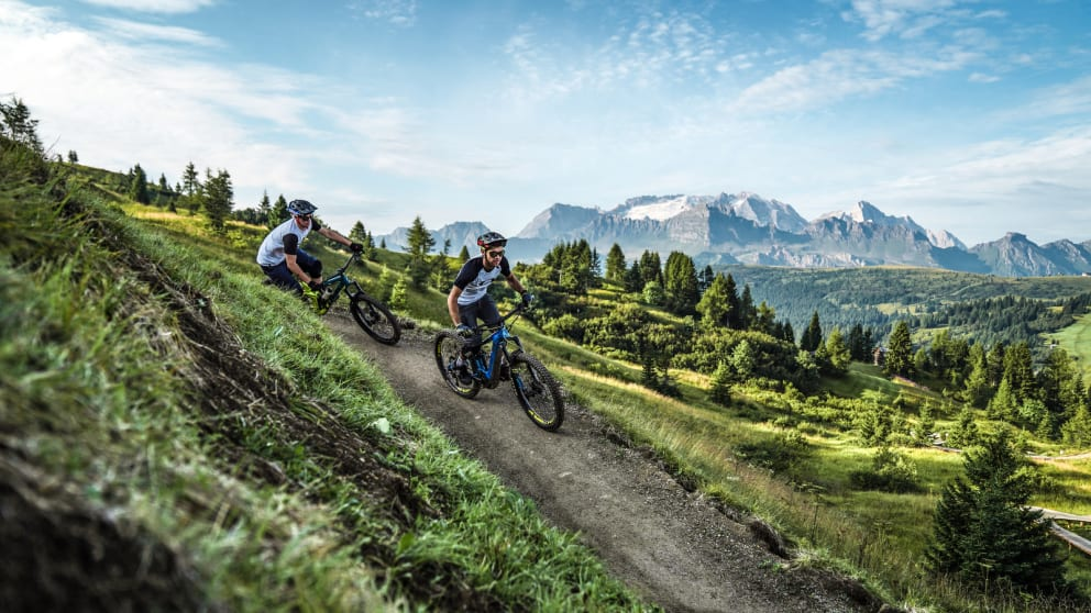 Sellaronda MTB Tour - 5 nights