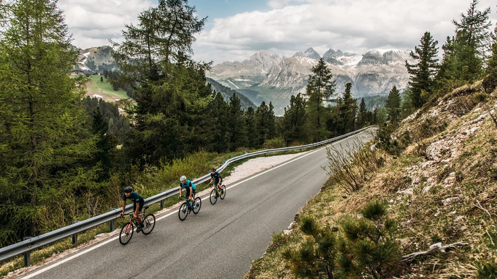 Dolomites Roadbike Week