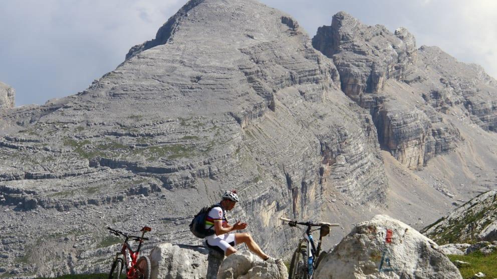 Dolomites MTB Safari Week