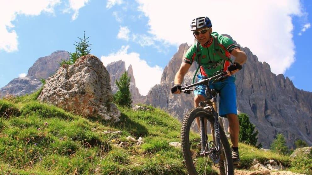 Dolomites Enduro Week