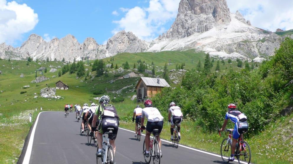 Dolomites Road Bike Week