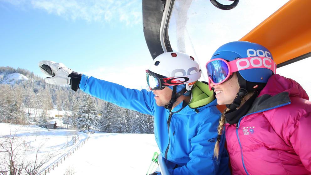 Dolomites Ski Week February