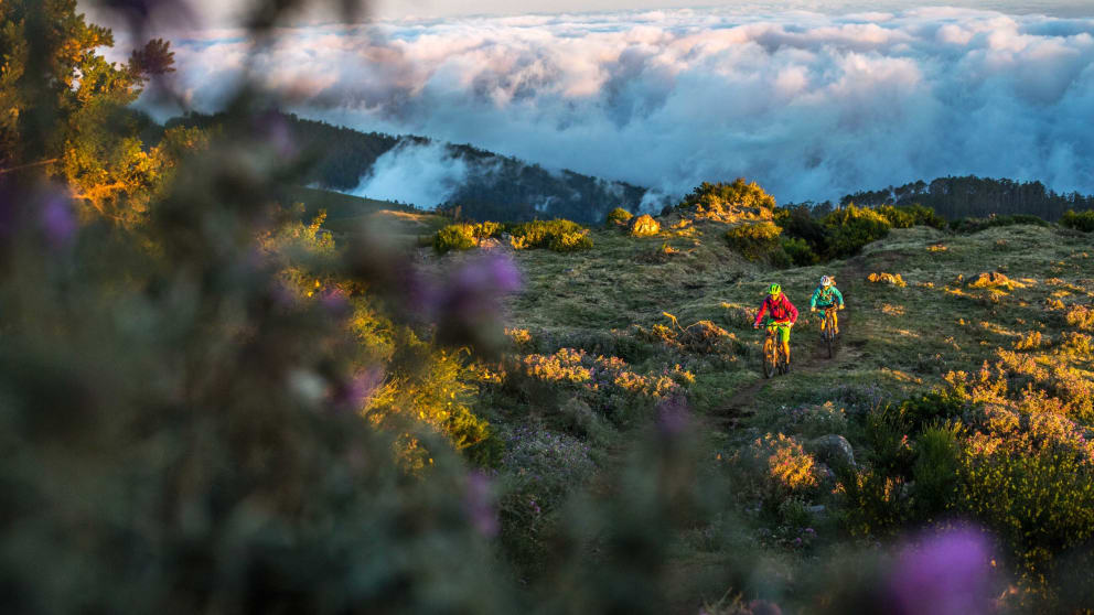 4 Day Tour & Trail MTB Package