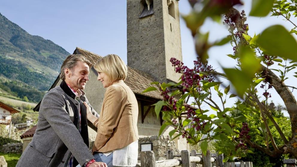 Honeymoon at the Lindenhof