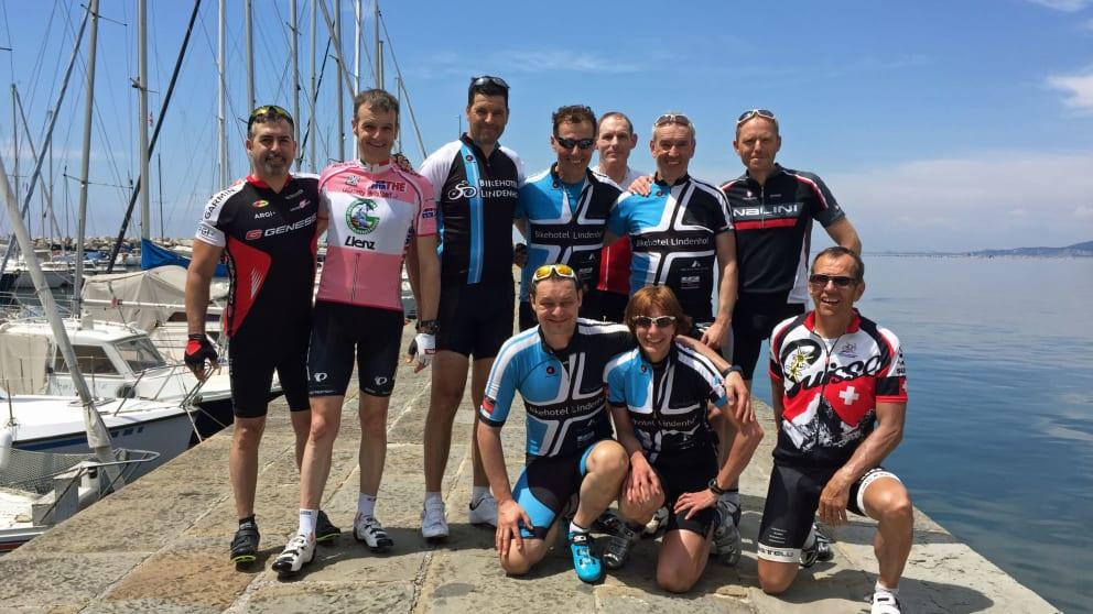 Rennrad Alpe-Adria TransAlp für Roadbiker