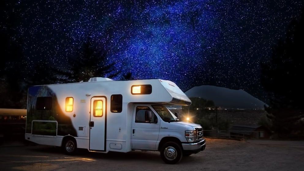 Camping Top-Wochen für Campingprofis für 2 Personen