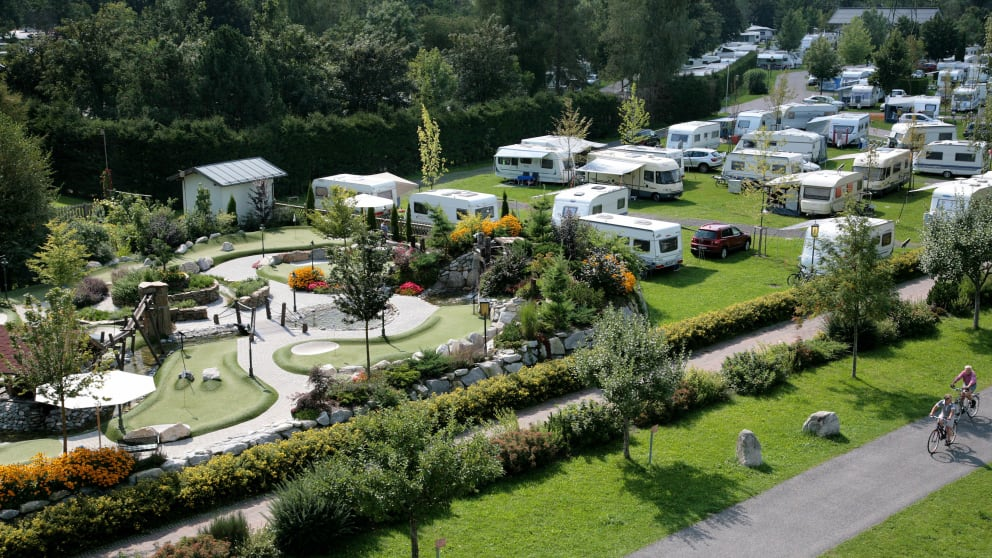 Camping Top weeks for families