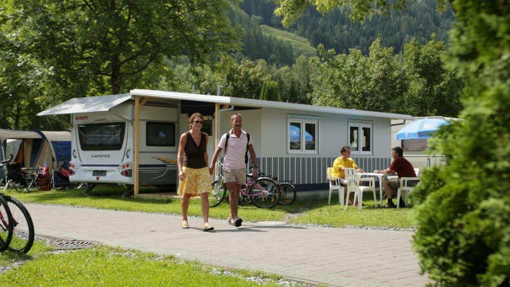 Camping Top-Wochen für Familien