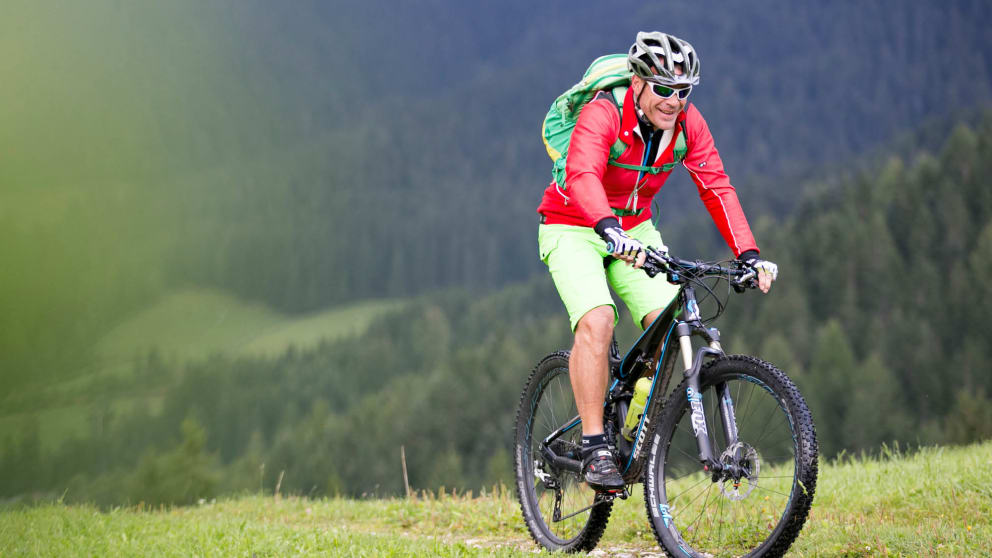 Mountain bike week for all levels