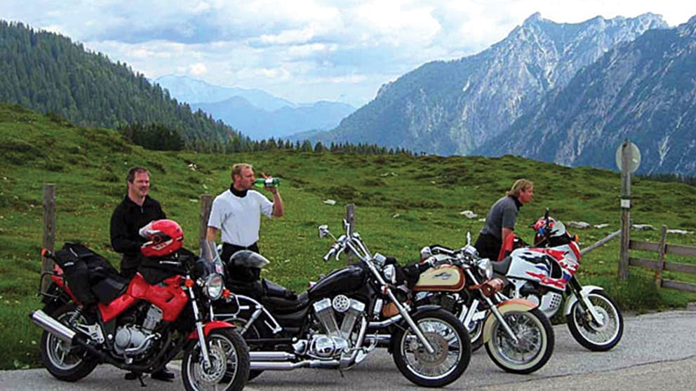 Bike & Genuss-Pauschale 7 Nächte