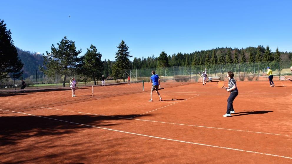 MARKO's Tennis Days